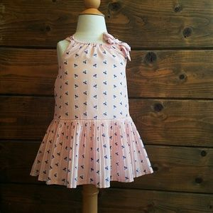 JANIE AND JACK Pleated Dress 12-18 months
